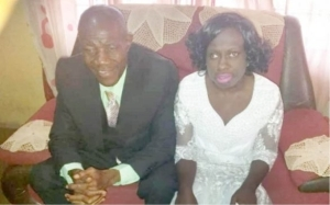 Beautiful Love Story Of Blind Man And Woman Who Got Married In Benue (Photos)