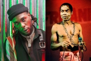 Burna Boy Explains Why He And Fela Kuti Are Different In Terms Of Sound