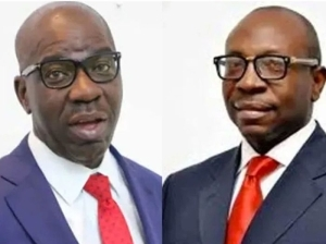 Edo Election: I've Realized My Mistakes, Please Return To APC – Ize-iyamu Begs Obaseki