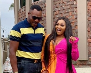 """Mercy Aigbe Flaunts Her """"DARA Boo"""" On The Gram, See Who …."""