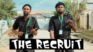 Yawa Skits & Mark Angel - The  Recruit  [Episode 104] (Comedy Video)