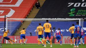 Crystal Palace 1 Vs 2 Everton (Premier League) Highlights