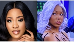 """BBNaija Reunion: """"I Don't Know Vee, She Does Not Exist To Me"""" – Erica (Video)"""
