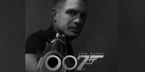 What Tom Hardy Could Look Like As James Bond