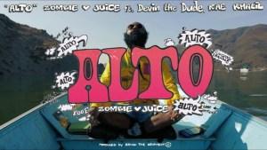 Zombie Juice Feat. Devin The Dude & Rae Khalil - Alto (Video)