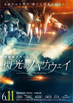 Mobile Suit Gundam: Hathaway (2021) (Japanese) (Animation)