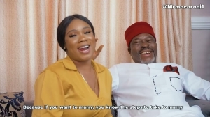 Mr Macaroni – Kanayo My In-Law  (Comedy Video)