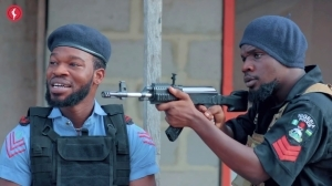 BrodaShaggi Arrests His Neighbor (Comedy Video)