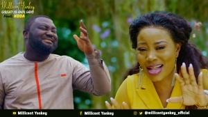 Millicent Yankey – Great Is Our God ft. KODA (Video)