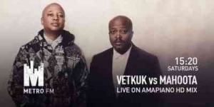 Vetkuk vs Mahoota – Amapiano HD Mix