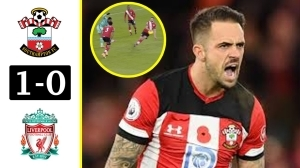 Southampton vs Liverpool  0 - 1 (EPL Goals & Highlights 2021)