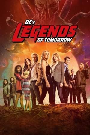 DCs Legends of Tomorrow S06E11