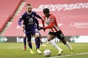 Leicester City rival AC Milan and RB Leipzig for exciting PSV winger