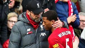 Georginio Wijnaldum To Hold Talks With Jurgen Klopp On Liverpool Future