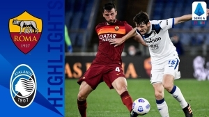 Roma vs Atalanta 1 - 1 (Serie A  Goals & Highlights 2021)