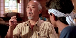 Cobra Kai: What Happened To Mr Miyagi After The Karate Kid Movies