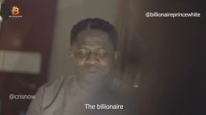 Billionaire Prince White – The Billionaire Visit To Pope (Comedy Video)