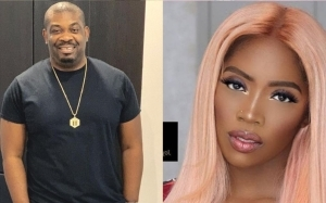 Police And DSS Picks Up Don Jazzy And Tiwa Savage For Questioning Over Political Statements