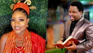 """""""Stop The Hypocrisy, You Are Happy That Pastor T.B. Joshua Is Dead"""" – Actress, Choice Edobor"""