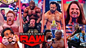 WWE Monday Night Raw (03 May 2021 Full Highlights)