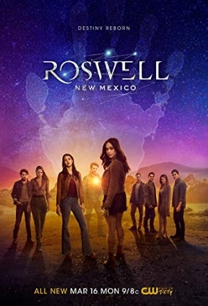 Roswell New Mexico S02E02 - LADIES AND GENTLEMEN WE ARE FLOATING IN SPACE (TV Series)