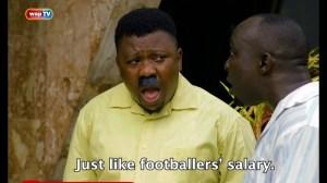Akpan and Oduma - Footballers