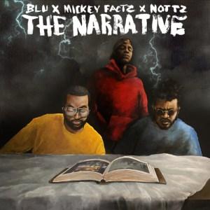 Blu, Mickey Factz & Nottz - Dark Souls (feat. Elhae & Sy Ari Da Kid)