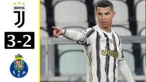 Juventus vs Porto 3 - 2 (UCL Goals & Highlights 2021)
