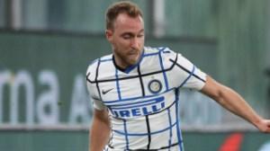 Inter Milan post open letter to Christian Eriksen