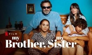 My Brother, My Sister (2021) (Italian)