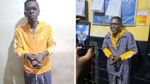 Court Remands Shatta Wale And Three Others In Police Custody After Pleading