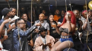 Gigi Lamayne – Slaap Tiger Ft. DJ Tira, NaakMusiq and Just Bheki (Video)