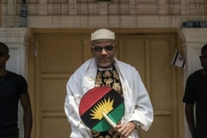 We Are Continuing Our Enquiries On Kanu's Arrest, United Kingdom Says