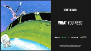 Don Toliver – What You Need