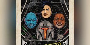 Mandalorian Season 2 Gets an Old School Star Wars Poster Design