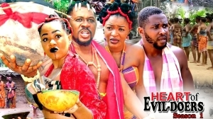 Heart Of Evil Doers (Old Nollywood Movie)