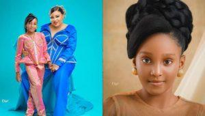 Actress Bimbo Ogunnowo Celebrates Daughter With Heartfelt Note On Her 8th Birthday