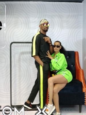 """BBNaija: """"I Don't Think I Love Her, Though I Miss Her a Lot"""" – Saga Denies Affection for Nini (Video)"""