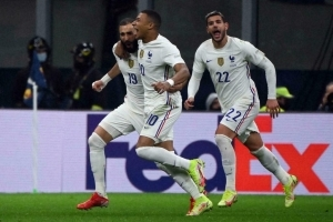 France defeat Spain in UEFA Nations League final