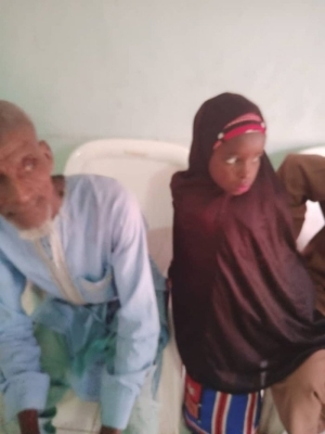 70-Year-Old Man Nabbed For Defiling Neighbour's 7-Year-Old Daughter In Bauchi