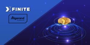 Xfinite Announced its Collaboration with Algorand Foundation