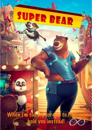 Super Bear (2019) (Animation)