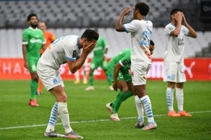 Saint-Etienne End 41-Year Wait With Away Win At Depleted Marseille