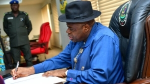 Diri sends names of 24 commissioner-nominees to Bayelsa Assembly