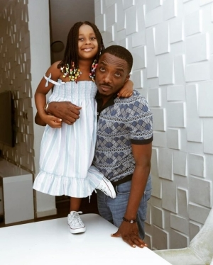 Comedian Bovi Shares Daughter's Heart-Melting Reaction To A Prank Video