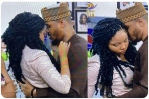 Nengi Denies Being Nak3d With Ozo In The Bathroom During The Show