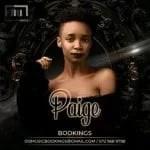 SdalaB & Paige – Ghanama Zulu Version