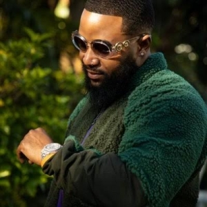 Cassper Nyovest And His Baby Mama After Welcomes A New Baby Boy