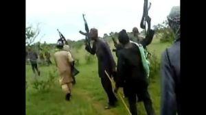 OMG!!! Bandits Reportedly Open Fire On Petrol Tanker In Zamfara