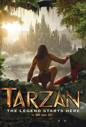 Tarzan (2013) (Animation)